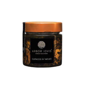 Carpaccio di Tartufo nero – 160g – Arbor Iovis