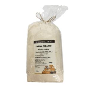Farina di Farro – MULINO DELLE CAVE