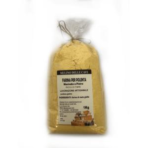 Farina di Mais per polenta – MULINO DELLE CAVE