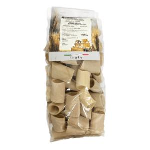 Pacchero liscio con Farina di Semola di grano duro – MULINO DELLE CAVE