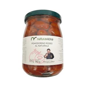 Pomodorino rosso al naturale – NATURAVICINA