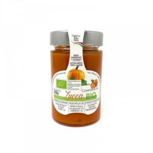 Composta di zucca e mandarino bio – BIOSAPORI