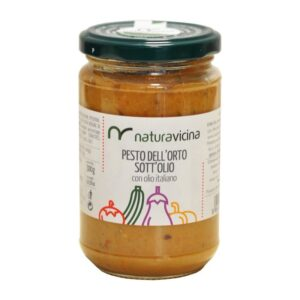 Pesto dell'orto sott'olio – NATURAVICINA