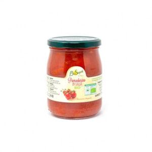 Pomodori pelati Bio – BIOSAPORI