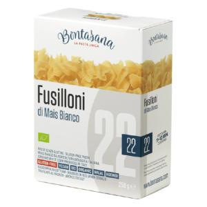 Fusilloni № 22 · Mais Bianco – BONTASANA